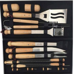 Grillstream 16pc BBQ Utensil Set
