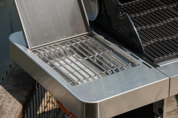 Grillstream Stainless Steel Gas BBQ - 6 Burner