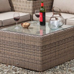 2018 Hartman Essential Coffee Table - Light Brown