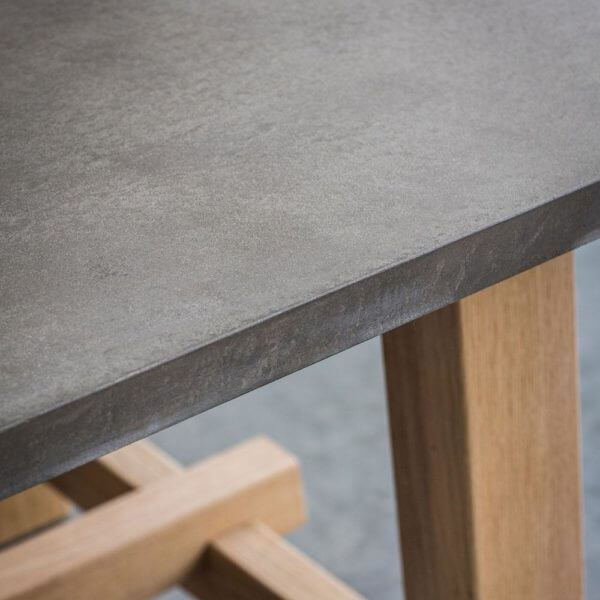 The Concrete Dining Table 1.6m